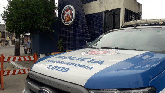 Seis PMs são presos pela SSP em Salvador por suspeita de extorsão no Subúrbio