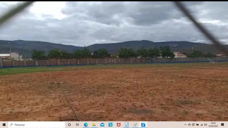 AUCIB faz denúncia contra prefeito Eduardo, ex-secretária de educação Ednéia e empreiteira, na Polícia Federal, por usar recurso da Educação em campo de futebol do bairro São Félix.