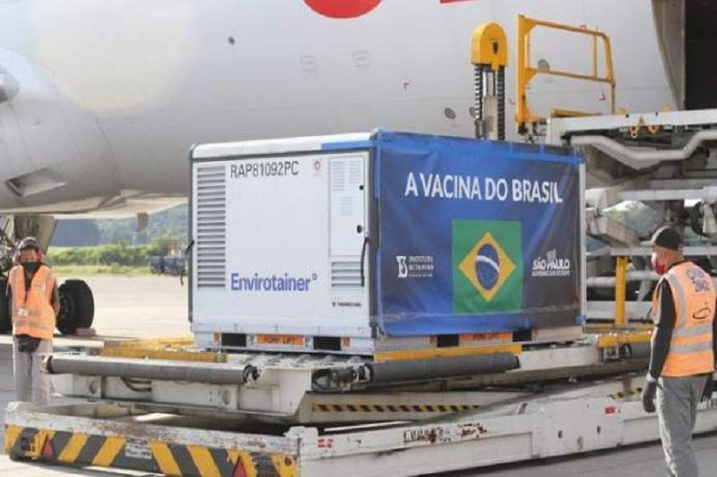 Bahia: Pelo menos dez cidades devem receber vacinas contra Covid-19 nesta segunda