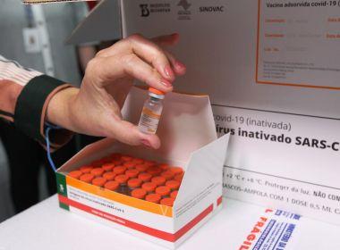 Salvador participará de estudo sobre terceira dose para quem tomou vacina CoronaVac