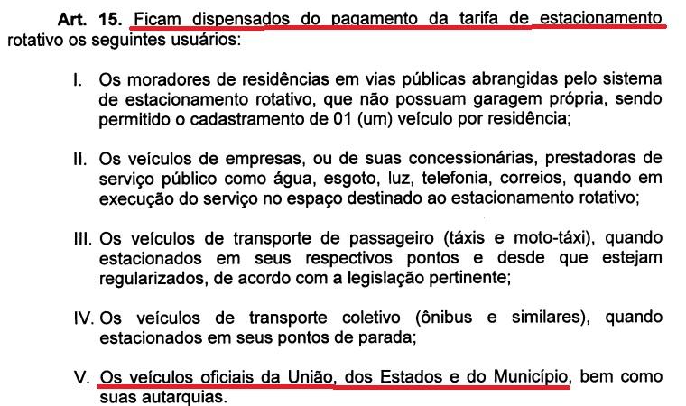 SMTT Parte 1: Com nova sinalização, frente do Juizado Especial de Brumado, agora só pode parar carro oficial.