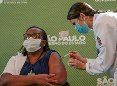 Mundo já tem 40 milhões de pessoas vacinadas contra a Covid-19; Brasil tem 112