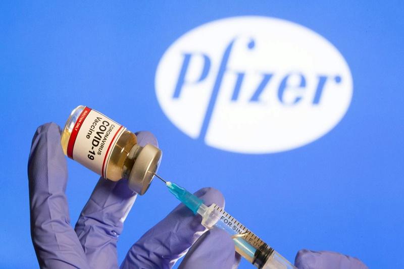 Covid-19: Pfizer deve entregar 13,5 milhões de vacinas até junho