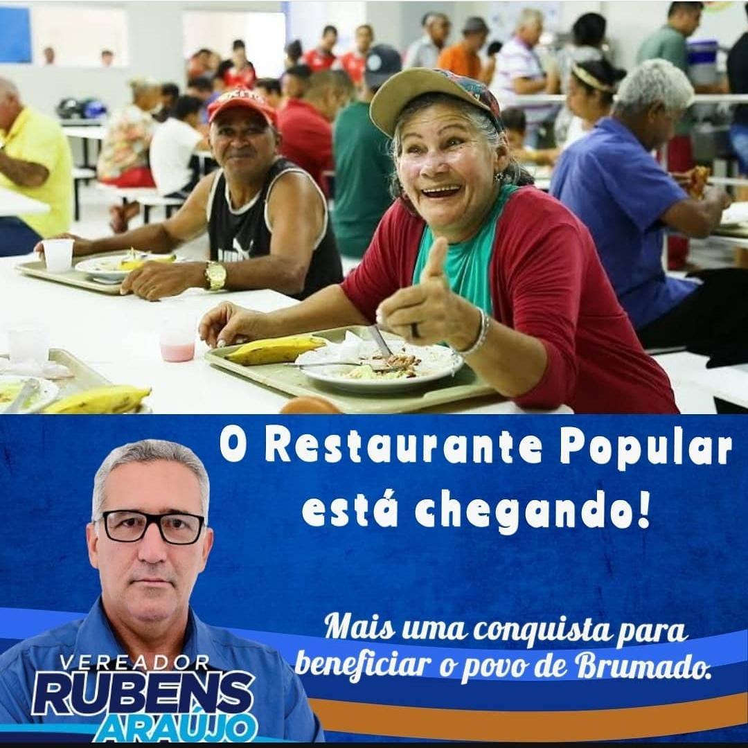 Câmara aprova a indicação  da criação de um Restaurante Popular