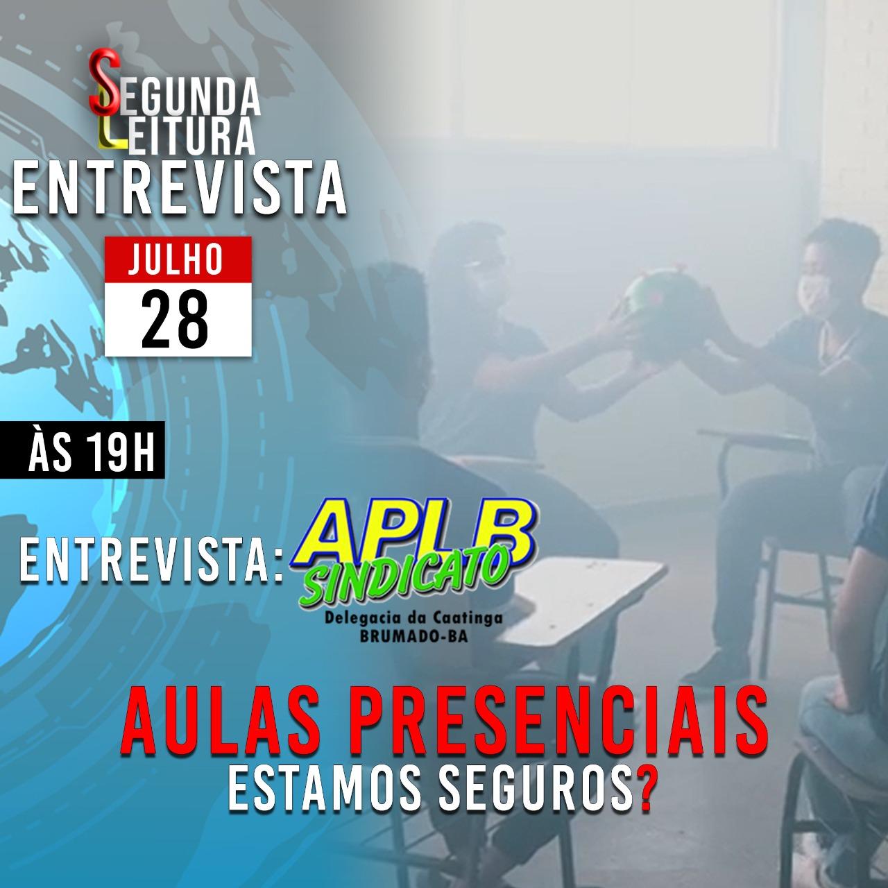 Entrevista: APLB sindicato