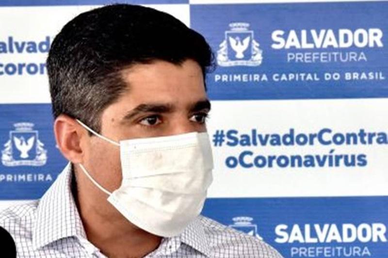 ACM Neto admite risco de 2ª onda de contaminações e faz apelo por uso de máscara