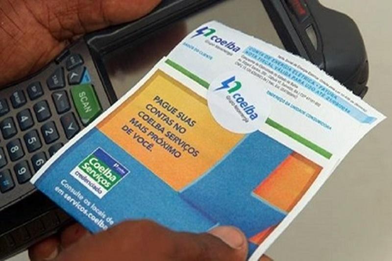 Coelba vai aceitar o pagamento da conta de energia via PIX a partir de novembro