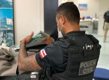 Falso Negativo: Seis mandados de busca e apreensão são cumpridos na Bahia
