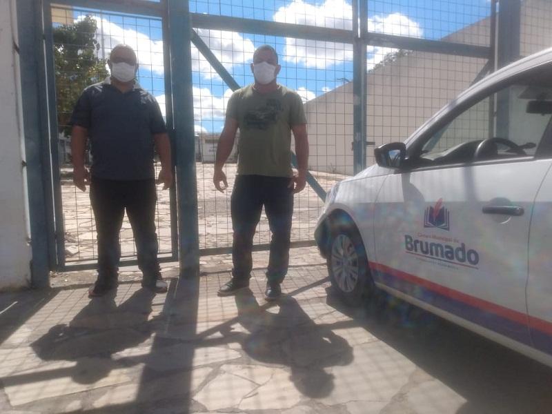 Prefeitura limita acesso de vereadores a repartição pública e gera polêmica em Brumado
