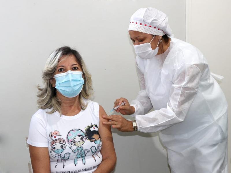 Vacina contra Covid-19 chegar em Jânio Quadros
