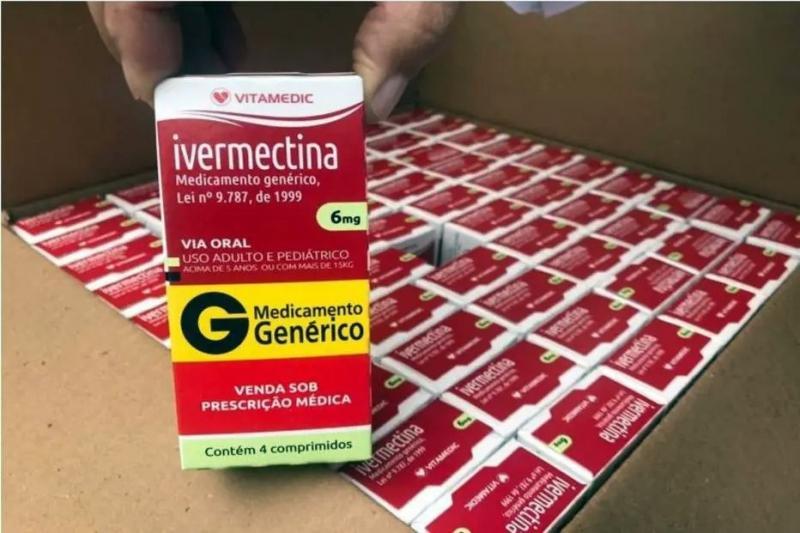 OMS recomenda que ivermectina não seja usada em pacientes com Covid-19