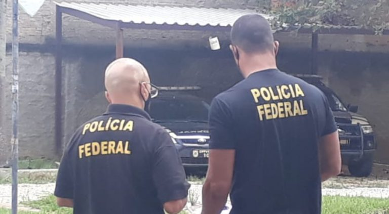 PF faz operação em 3 cidades baianas em investigação que apura desvios de recursos federais
