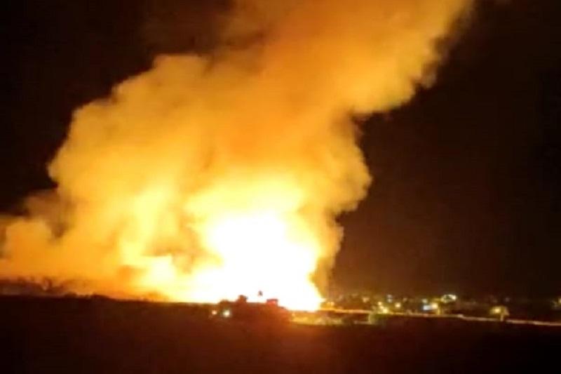 Brumado: Incêndio que atingiu área de vegetação do IFBA acende mais um alerta para a vinda do Corpo de Bombeiros