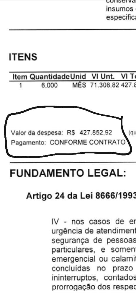 Por quase Meio Milhão, prefeitura de Brumado contrata empresa para prestar serviços nos cemitérios.