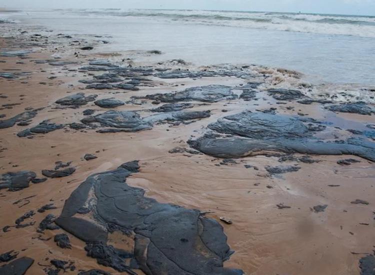 Comissão para monitorar poluição marítima é criada no Brasil