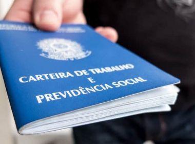 Brasil fecha 1,1 milhão de vagas com carteira assinada desde início da pandemia