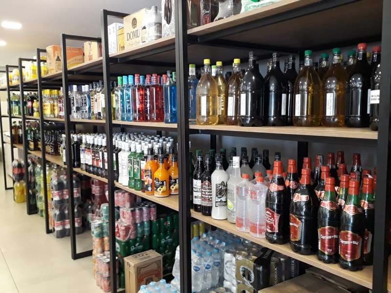 Venda de bebida alcóolica está proibida a partir das 18h de hoje e todo fim de semana