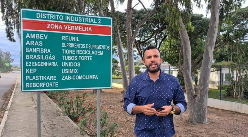VEREADOR BETO BONELLY CONVIDA EMPRESÁRIOS A CONHECEREM O POTENCIAL DA CIDADE DE BRUMADO