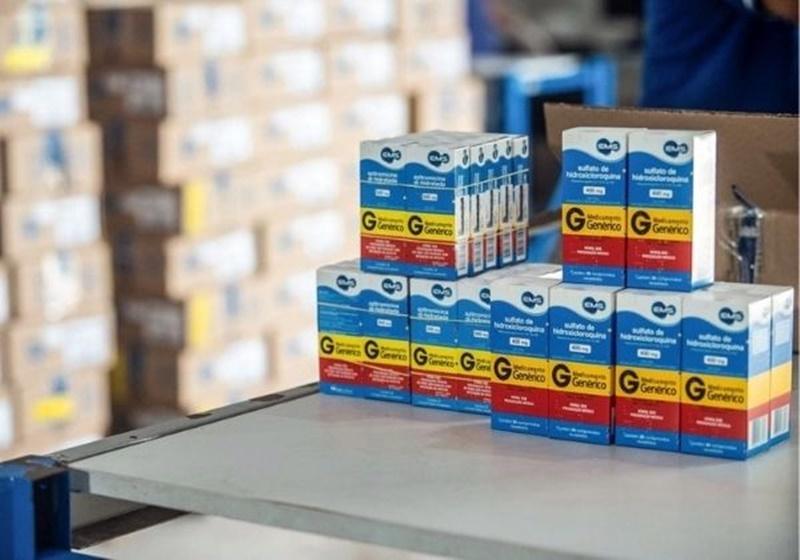 Aeronáutica omite do MPF destino de 132 caixas e 5.000 comprimidos de cloroquina