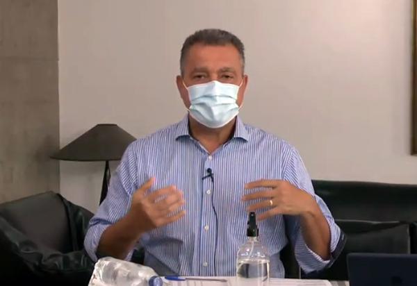 Rui Costa diz que a situação de Brumado é muito grave em relação a Covid-19