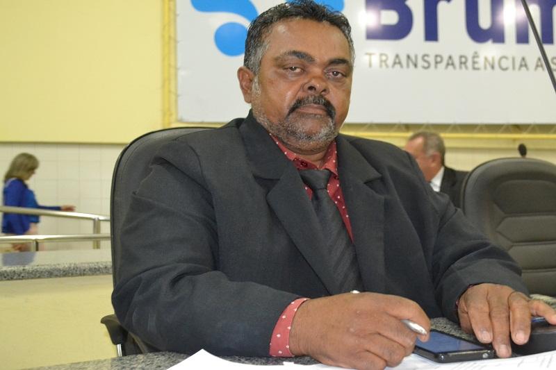 Estado de saúde do vereador brumadense Zé Carlos de Jonas é crítico