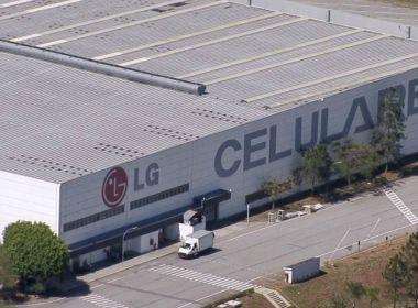 LG decide encerrar operações no mercado de celulares; fábrica brasileira será afetada