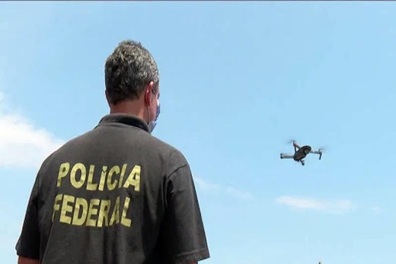 PF usará drones para flagrar crimes como boca de urna nas eleições