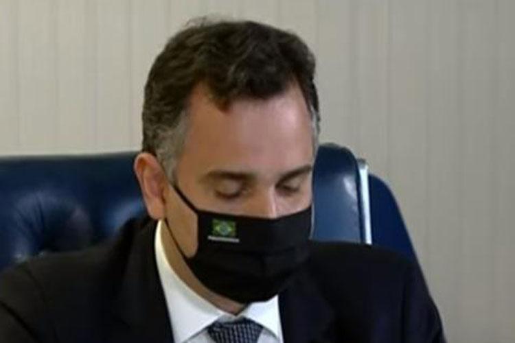 Presidente do Senado oficializa CPI da Covid