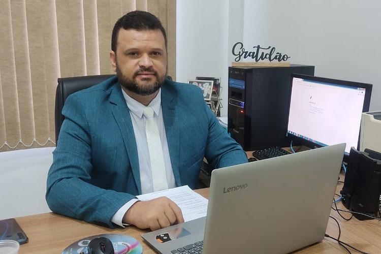 Vereador Amarildo reprova empréstimo para pavimentação em paralelo, mas indica aquisição de usina de asfalto