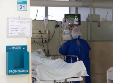Covid-19: Número de pacientes internados em UTIs cresce e volta a superar 1.300 na BA