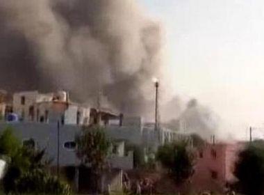 Fábrica de vacinas da Oxford/Astrazeneca na Índia é atingida por incêndio