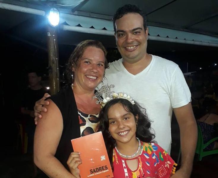 Professor Paulo Esdras tem livro concorrendo no Prêmio Jabuti na categoria Romance Literário