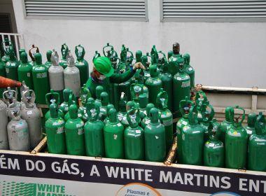 Governo aumentou imposto sobre cilindro de oxigênio três semanas antes de colapso no AM